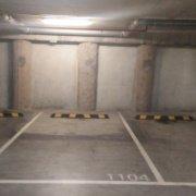 Indoor lot parking on Batman Street in West Melbourne
