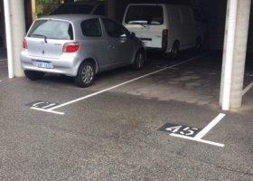Perth - Shared Tandem Parking near Nib Stadium #1.jpg