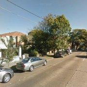 Driveway parking on Bellevue Road in Bellevue Hill