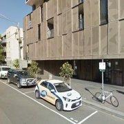 Garage parking on Blackwood St in North Melbourne