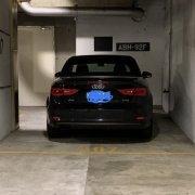 Indoor lot parking on Boomerang Place in Woolloomooloo