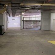 Garage storage on Boomerang Place in Woolloomooloo
