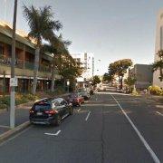 Outside parking on Boundary Street in Brisbane