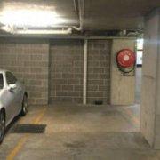 Garage parking on Bourke Street in Surry Hills