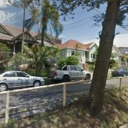 Undercover parking on Bower Street in Manly