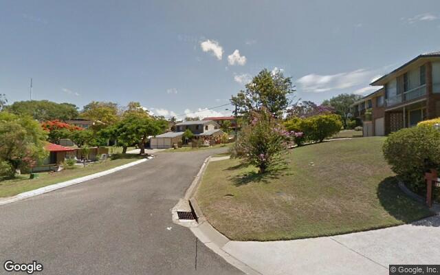 Space Photo: Bracken Ridge QLD 4017 Australia, 20550, 17022