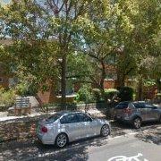 Outdoor lot parking on Bradleys Head Road in Mosman