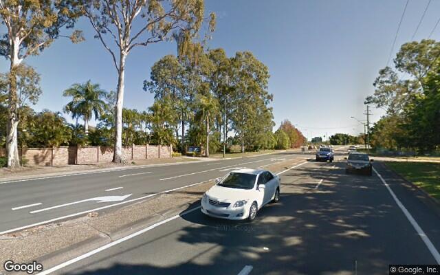 Space Photo: Bridgeman Downs QLD 4035 Australia, 18585, 14535
