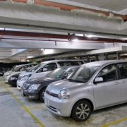 Indoor lot parking on Brookes Street in Fortitude Valley