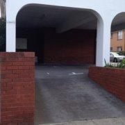 Undercover parking on Brunswick Road in Brunswick West