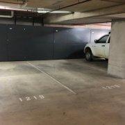 Indoor lot parking on Bunda Street in Canberra