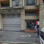 Garage parking on Bunn Street in Pyrmont