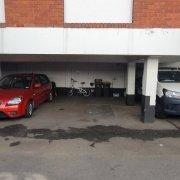Undercover parking on Burfitt Street in Leichhardt