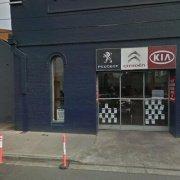 Undercover parking on Burnley Street in Richmond