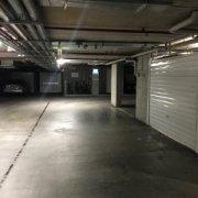 Garage storage on Burton Street in Darlinghurst