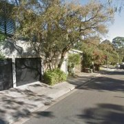 Driveway parking on Cameron Street in Edgecliff