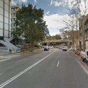 Indoor lot parking on Campbell St in Parramatta