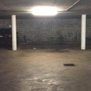 Indoor lot parking on Campbell Street in Parramatta