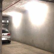Garage parking on Canning Street in Carlton