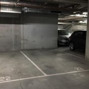 Indoor lot parking on Canning Street in Carlton