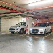 Undercover parking on Canterbury Road in Toorak