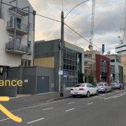 Indoor lot parking on Cardigan Street in Victoria