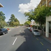 Indoor lot parking on Carrington Street in Adelaide