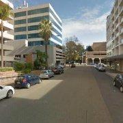 Undercover parking on Charles Street in Parramatta
