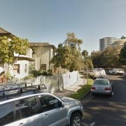 Outdoor lot parking on Charnwood Cres in St Kilda