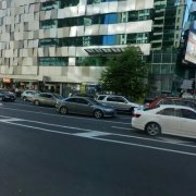 Indoor lot parking on City Road in Southbank
