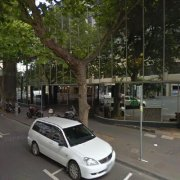 Undercover parking on City Road in Southbank