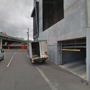Garage parking on Clarendon Street in Southbank