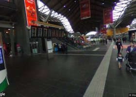Melbourne - Secure Carspace opposite Southern Cross Station.jpg