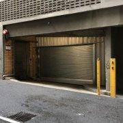 Indoor lot storage on Collins Street in Melbourne