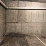 Indoor lot parking on Collins Street in Melbourne