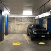 Indoor lot parking on Confectioners Way in Rosebery