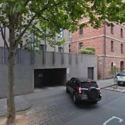 Indoor lot parking on Cook Street in Southbank