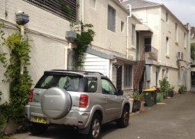 Outdoor offstreet parking space down quiet laneway.jpg
