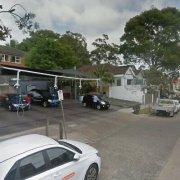 Undercover parking on Curlewis Street in Bondi Beach