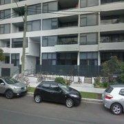 Indoor lot parking on Dalmeny Ave in Rosebery