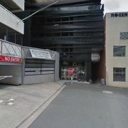 Garage parking on Daly St in South Yarra