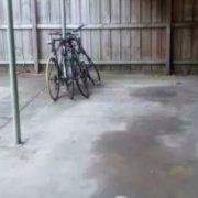 Undercover parking on Dandenong Road in Prahran