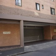 Indoor lot parking on Dangar Place in Chippendale