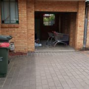 Garage parking on Darcy Road in Westmead