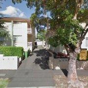Garage parking on Denison Street in Parramatta