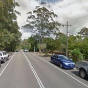 Driveway parking on Denman Parade in Normanhurst