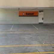 Indoor lot parking on Doggett Street in Newstead