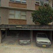 Undercover storage on Doris Street in North Sydney