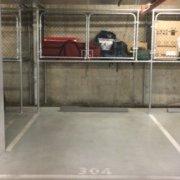 Indoor lot parking on Dow Street in Port Melbourne