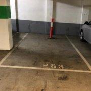 Indoor lot parking on Drummond Street in Carlton